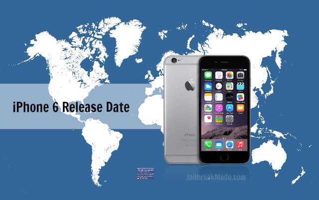 Ipod 6 release date in Brisbane