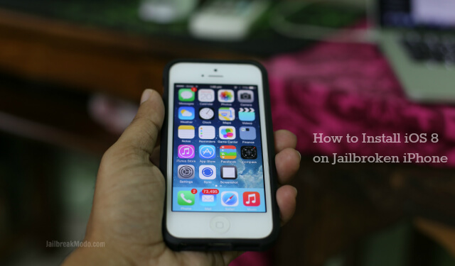 how to update a jailbroken iphone how to update your jailbroken iphone to ios 8 1408