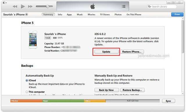 itunes iphone update ios 7 ipsw 12533