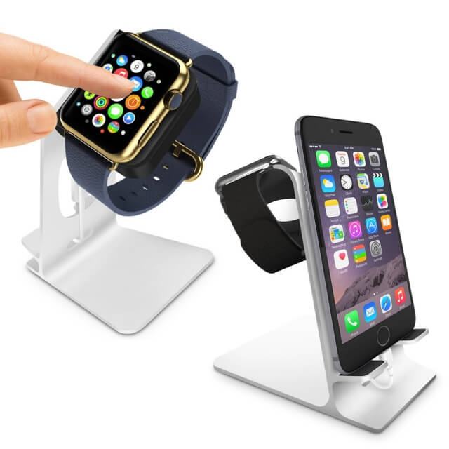 Iwatch Iphone Stand Iwatch Stand