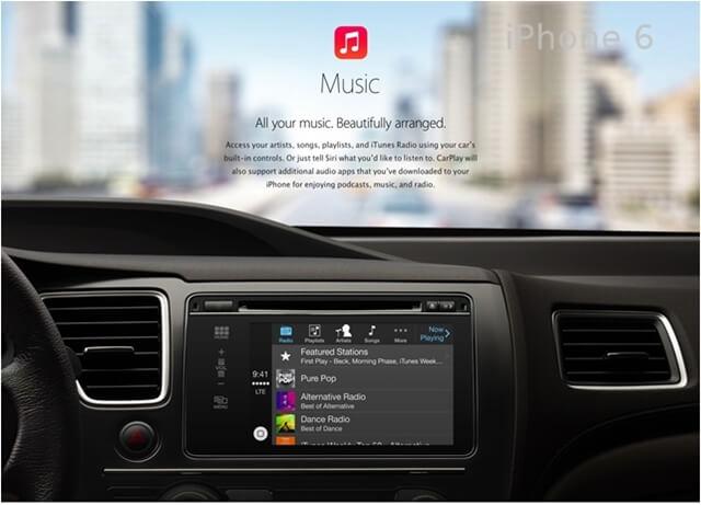 Apple Finally Announces CarPlay – iOS 7 on Cars