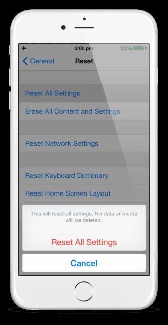 reset_all_settings_ios 9