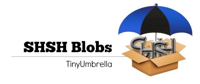 shsh blobs ios 8 tinyumbrella