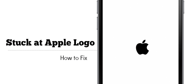 stuck at apple logo iphone 6