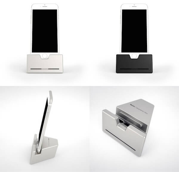 trilogy-iphone 6 dock stand power charger