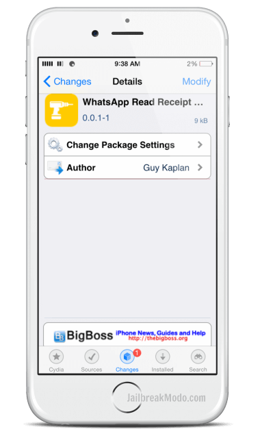 how to disable whatsapp call feature iphone