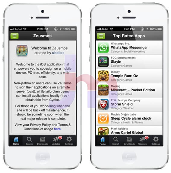 zuesmos apps download