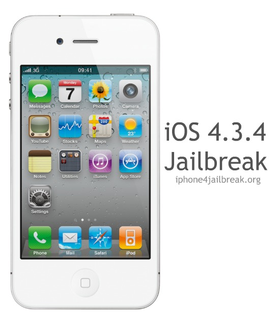 4.3.4 iphone 4 jailbreak iphone 4