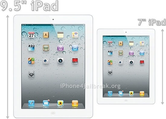 7 inch ipad 4