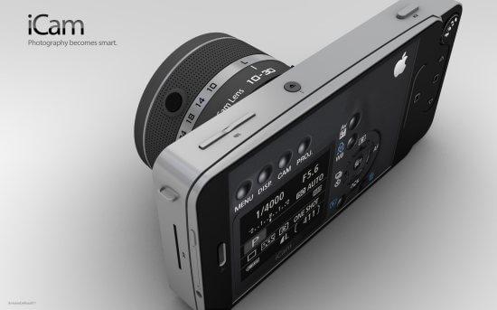 Apple iCamera -