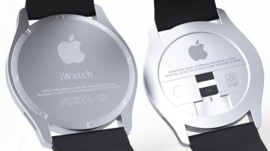 iWatch Pictures 2012