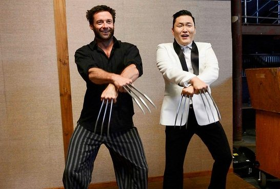 Gangnam Wolverine kpop