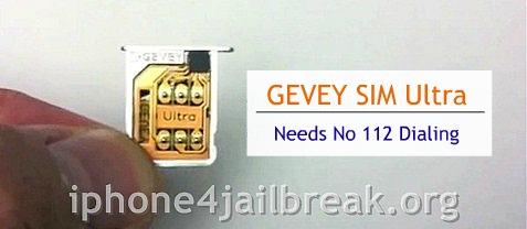 Gevey-Ultra-iPhone-Unlock