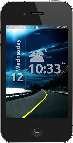 LockScreen-on-The-Road_iphone 4 jailbreak app