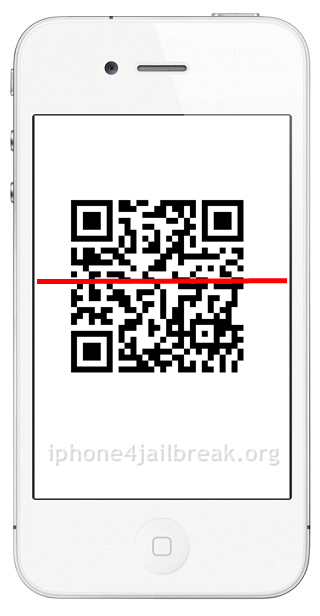 iphone qr scan