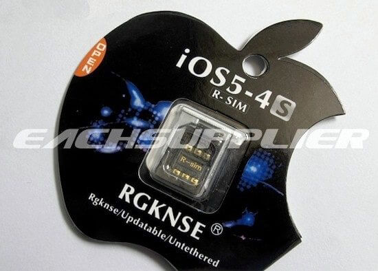 R-SIM-iphone-4S-Unlock