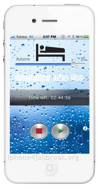 REM sleep - deep sleep app iphone app