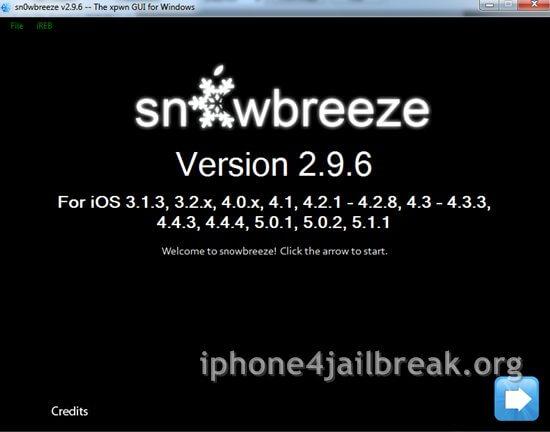 Snowbreeze-2.9.6-sn0wbreeze