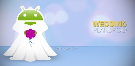 WEDDING PLANNER ANDROID