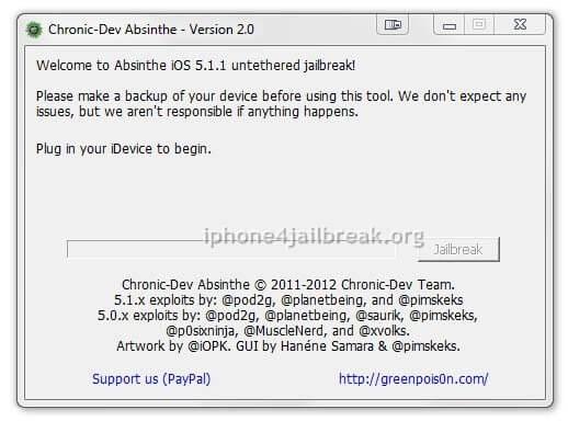 absinthe 2.0 jailbreak