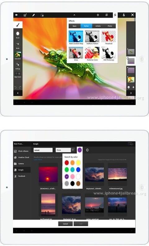 adobe photoshop download ipad 2 iphone 4s