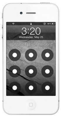 android lock security iphone 4