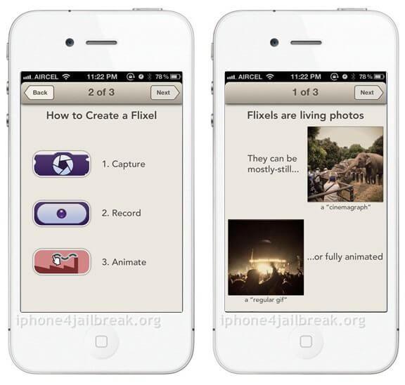 animated image creator iphone