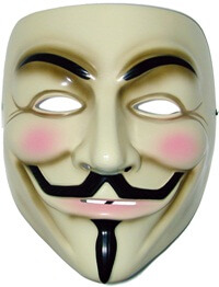 anonymous logo mascot mast mask