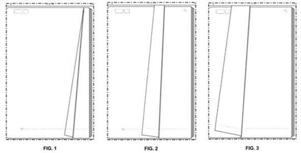 apple ios digital page turn patent