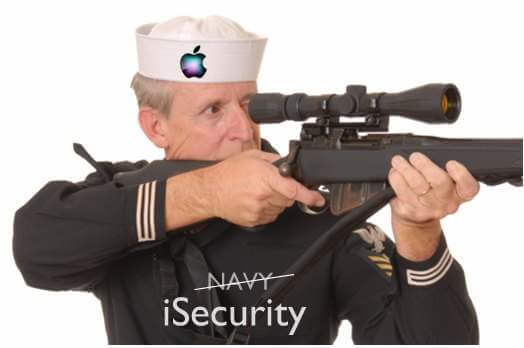 apple security expert