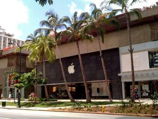 apple store hawaii