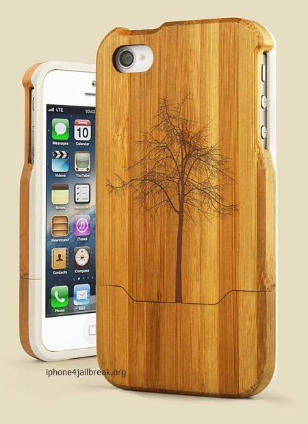 best bamboo case for iPhone 5
