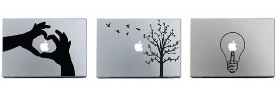 best macbook decals