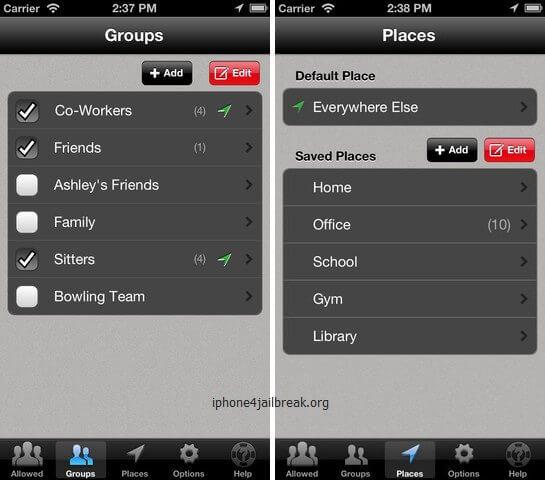 block calls iphone-Optimized