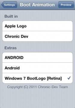 boot logo iphone 4