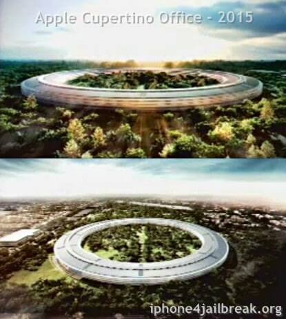 cupertino new building apple