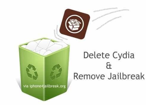 cydia delete