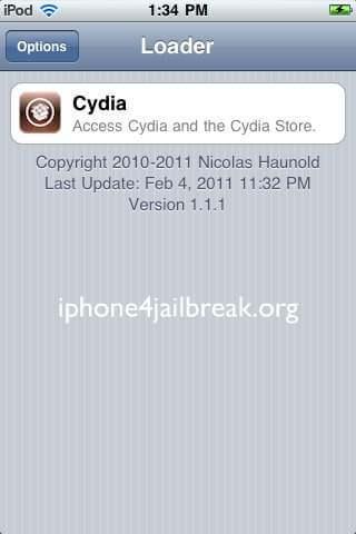 cydia install