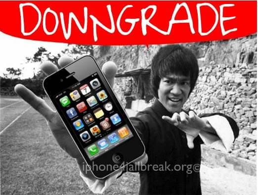 downgrade 4.3 4.2.1 4.1