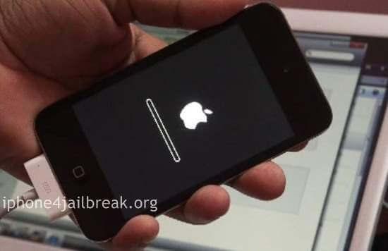 downgrade restore iphone 4