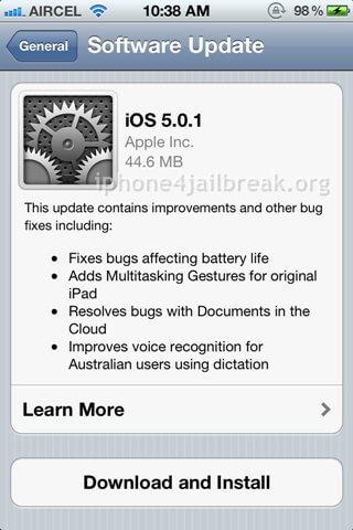 download ios 5.0.1 ipsw file