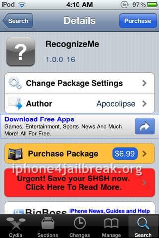 download recognize-me face recognition