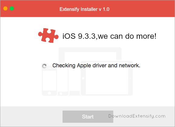 extensify ios 9.3.3 installer