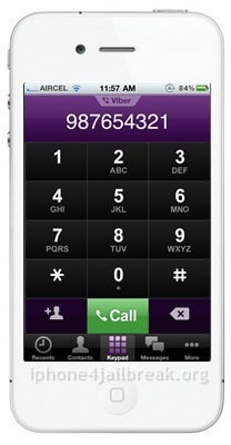 free calls from iphone to iphone viber