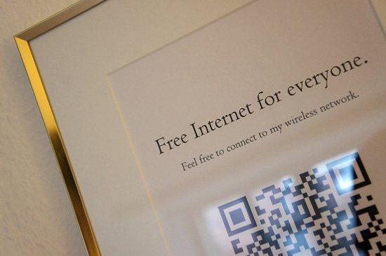 free internet qr code-Optimized