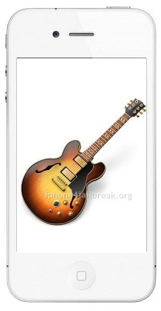 garageband iphone 4