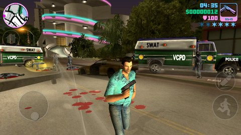 grand theft auto for iphone
