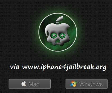 green poison jailbreak iphone 4
