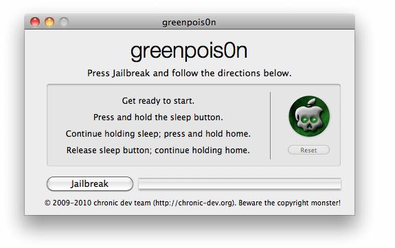 greenpoison Jailbreak 4.2.1