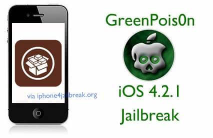 grenposion jailbreak 4.2.1 iphone 4